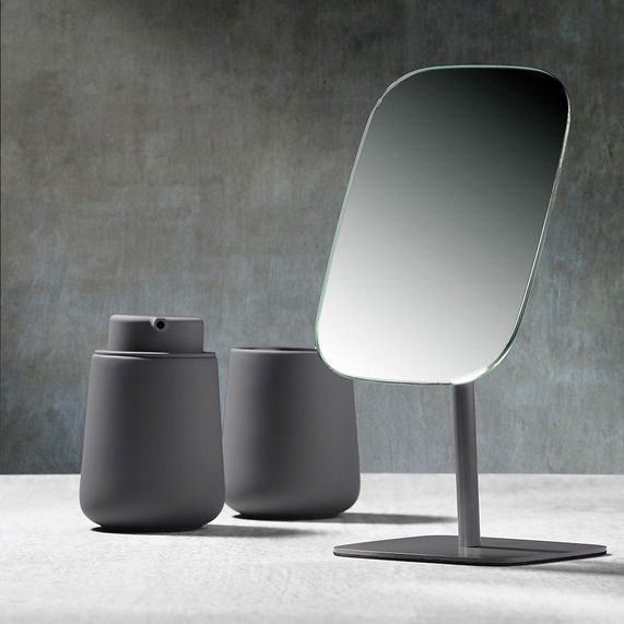Table Mirror- Grey