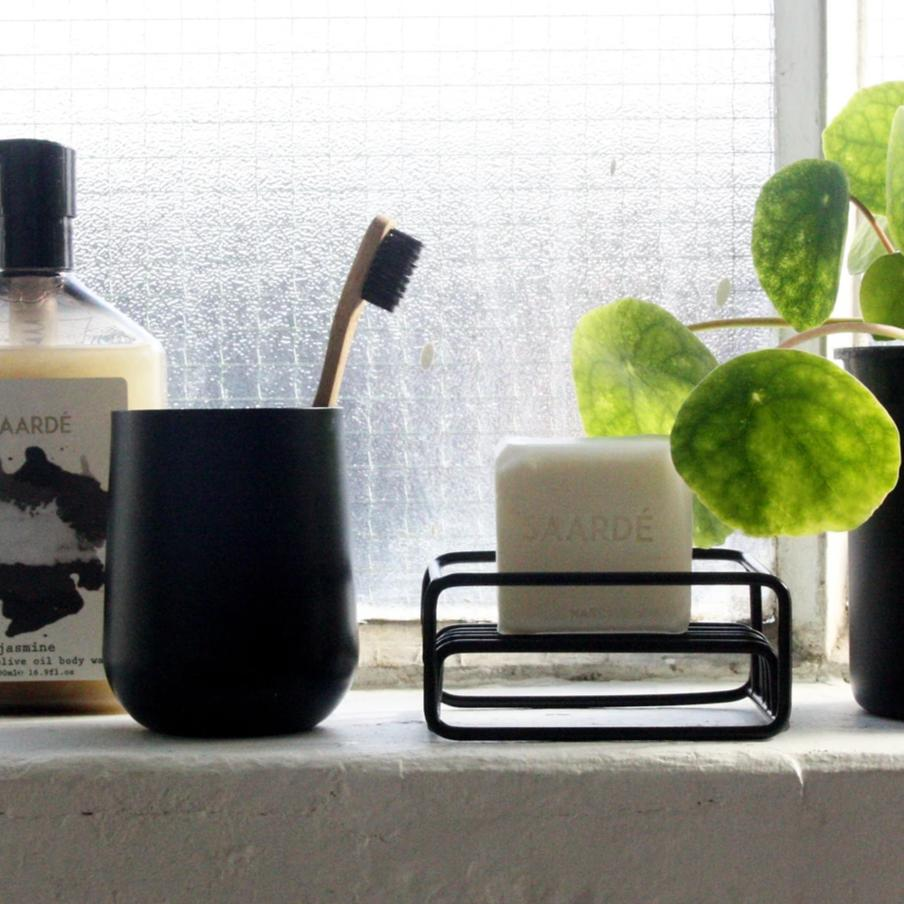 Toothbrush Holder- Black