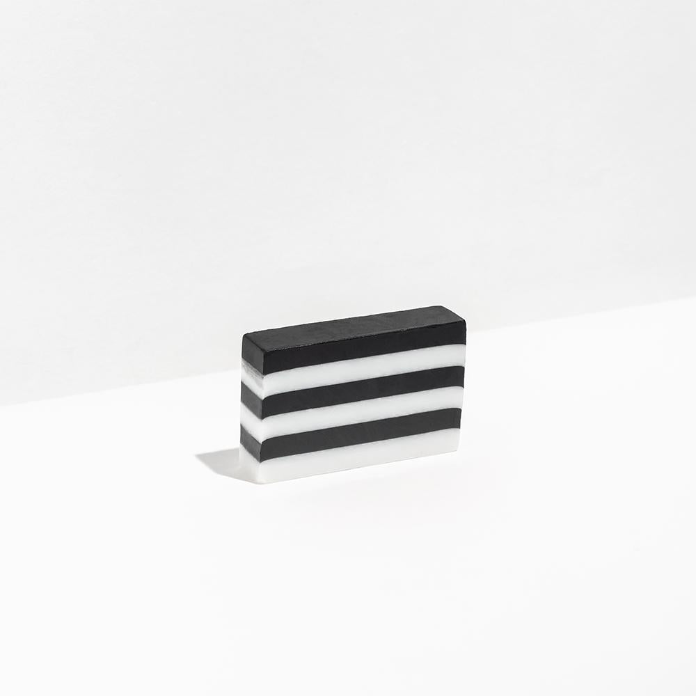 Stripes Natural Soap- Teak & Neroli