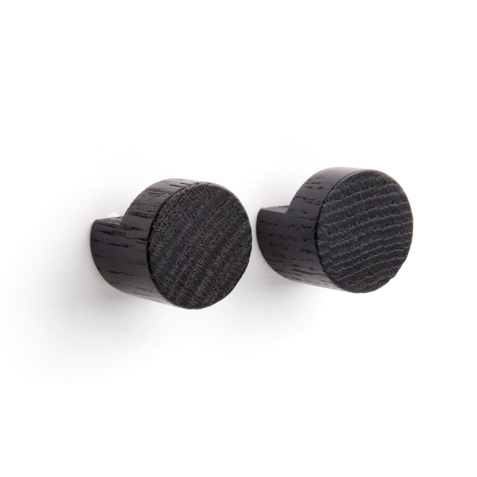 Wood Knot 2PC- Black