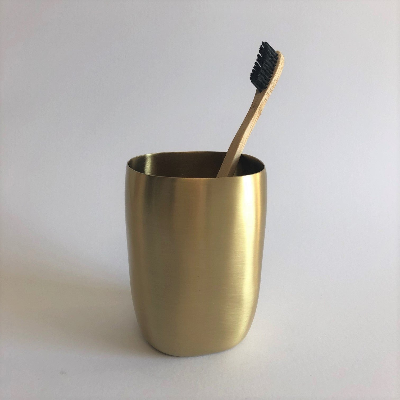 Tumbler- Brushed Brass