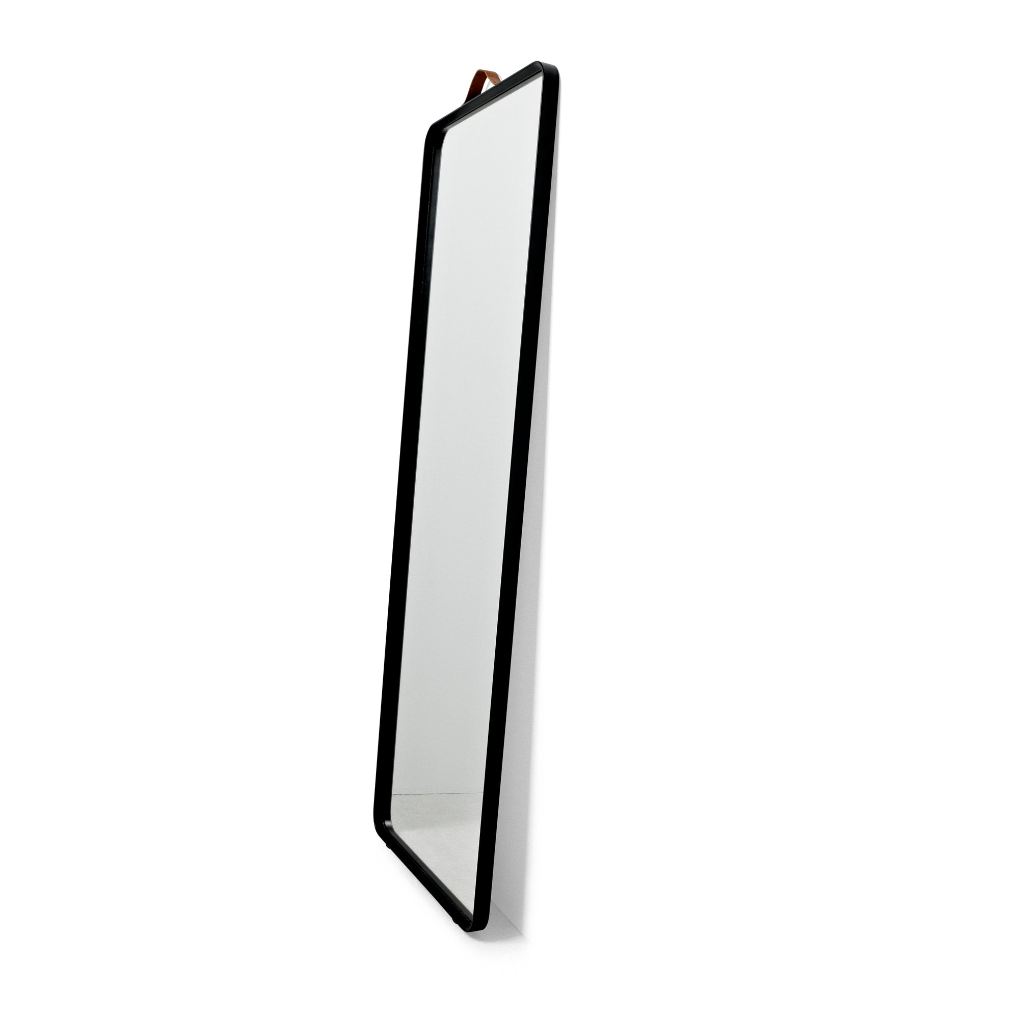 Norm Floor Mirror- Black