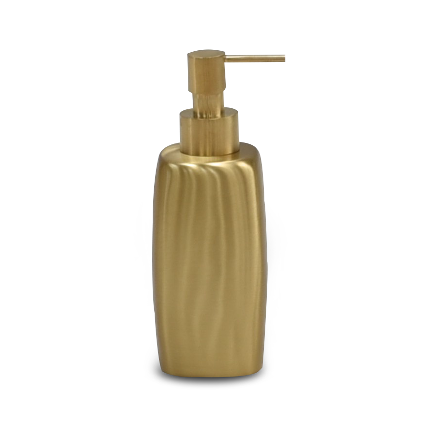 Soap Dispenser- Brushed Brass