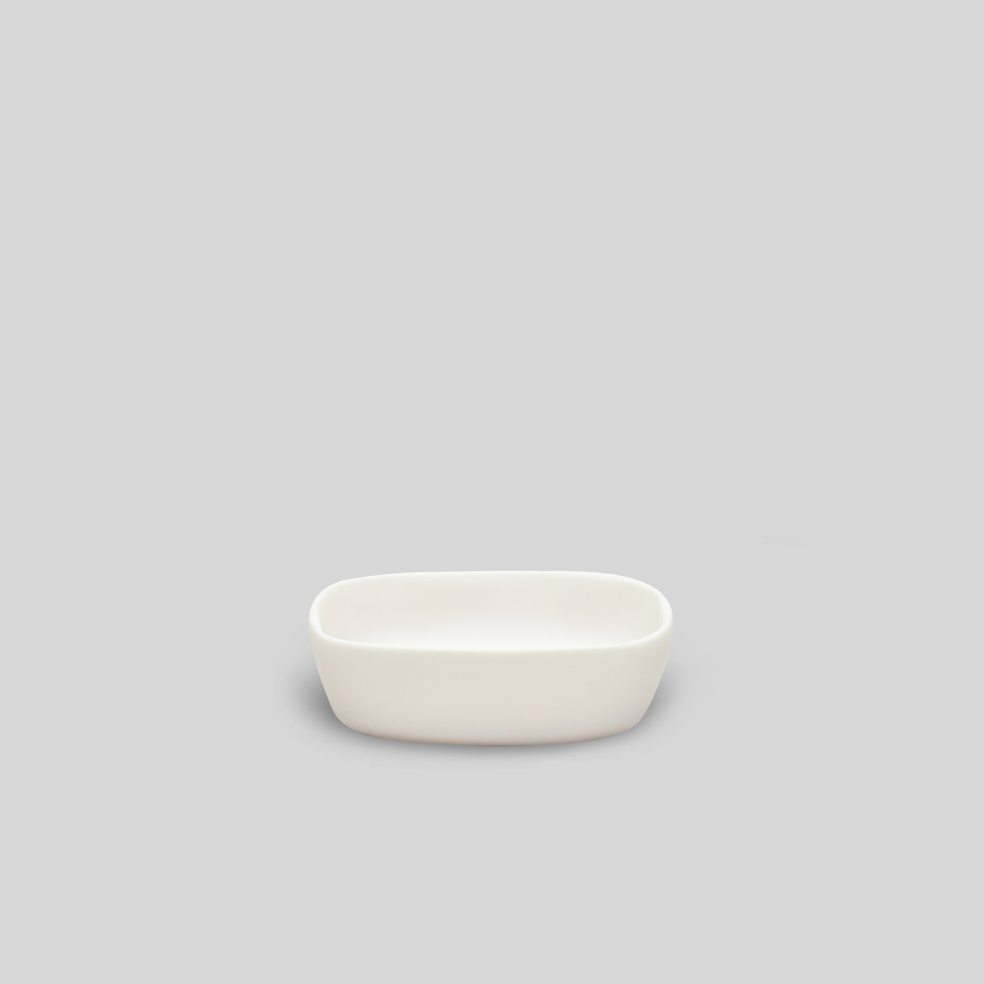 Water Bath Soap Dish- White