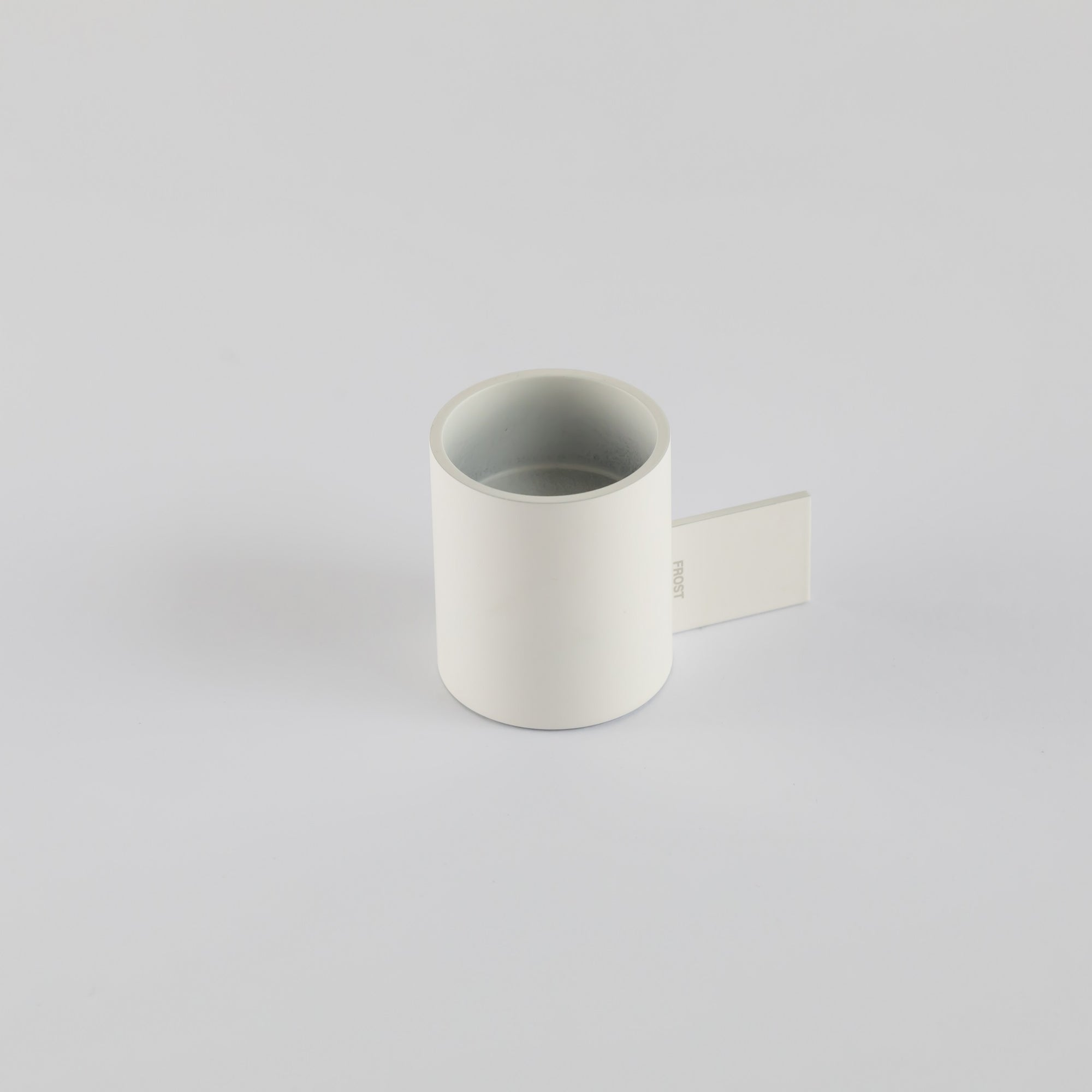 Tealight Candlestick- White