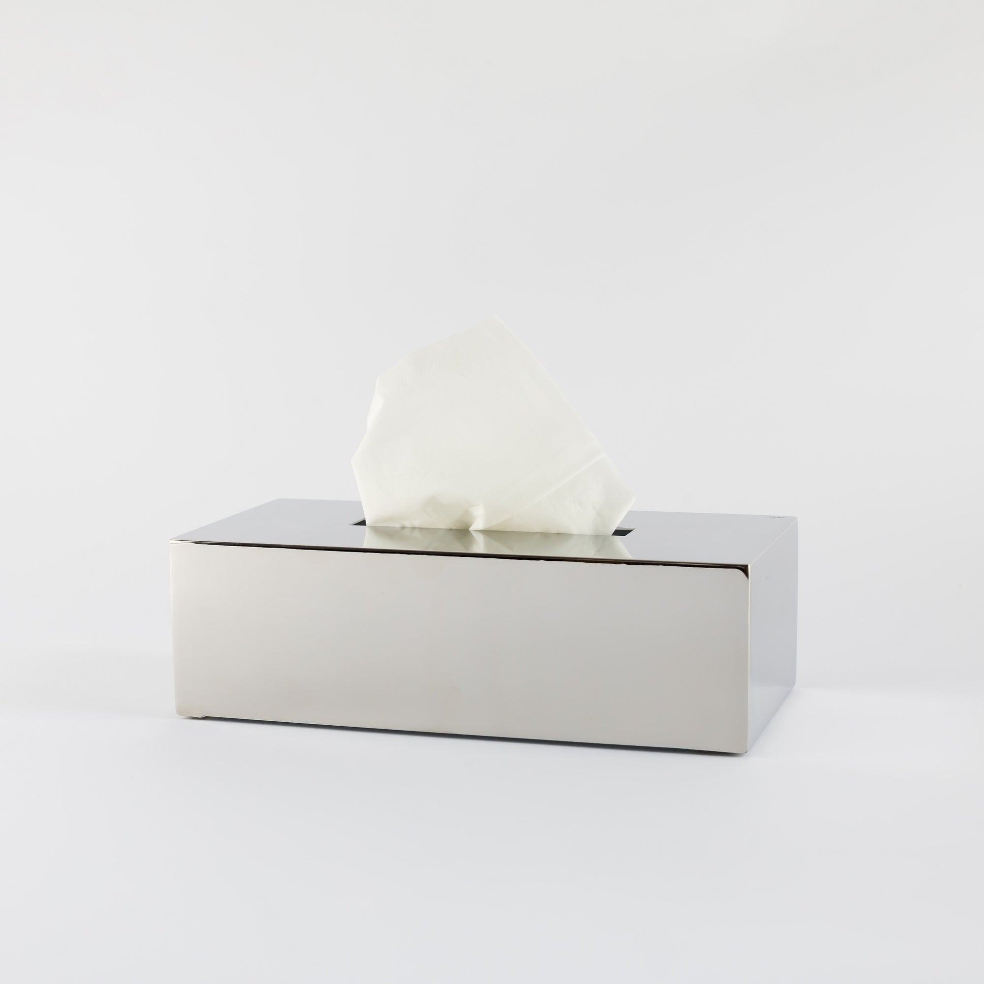 Nova2 Tissue Box- Polished