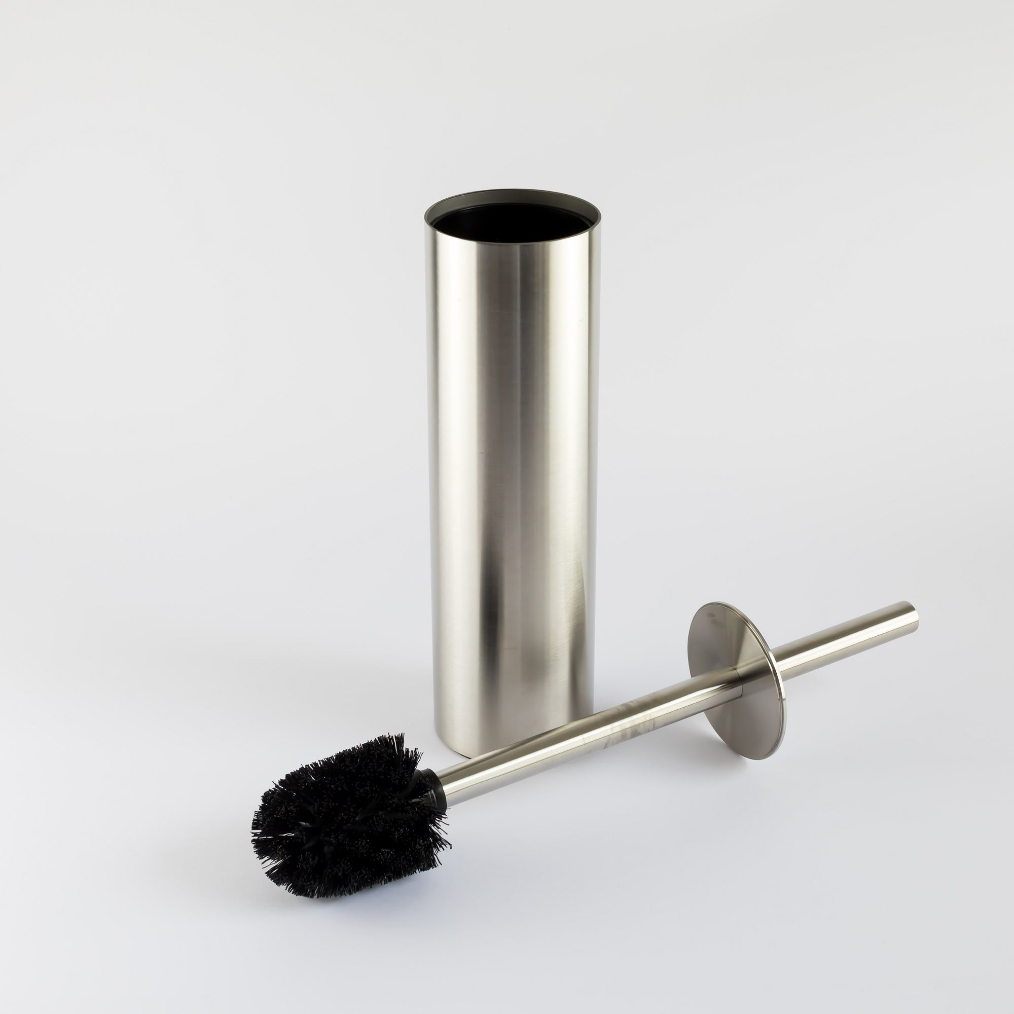 Nova2 Toilet Brush- Brushed
