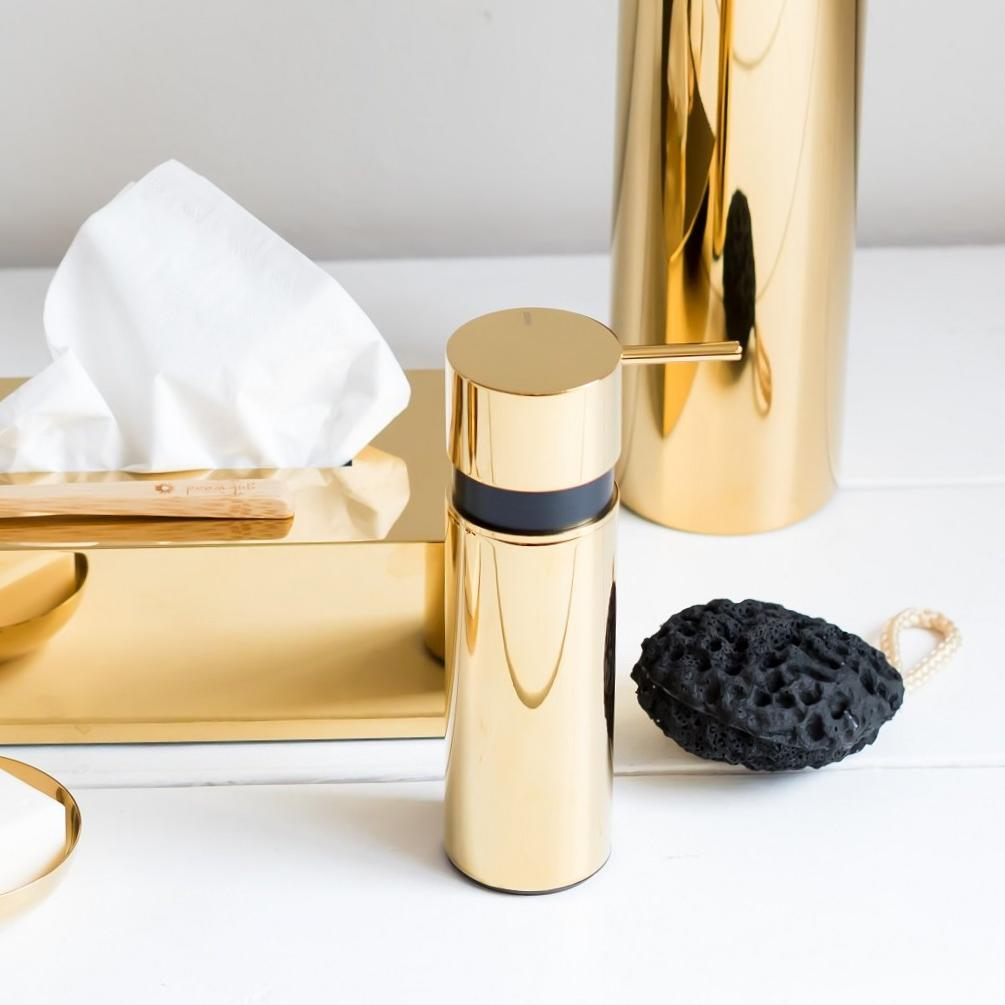 Nova2 Soap Dispenser- Gold