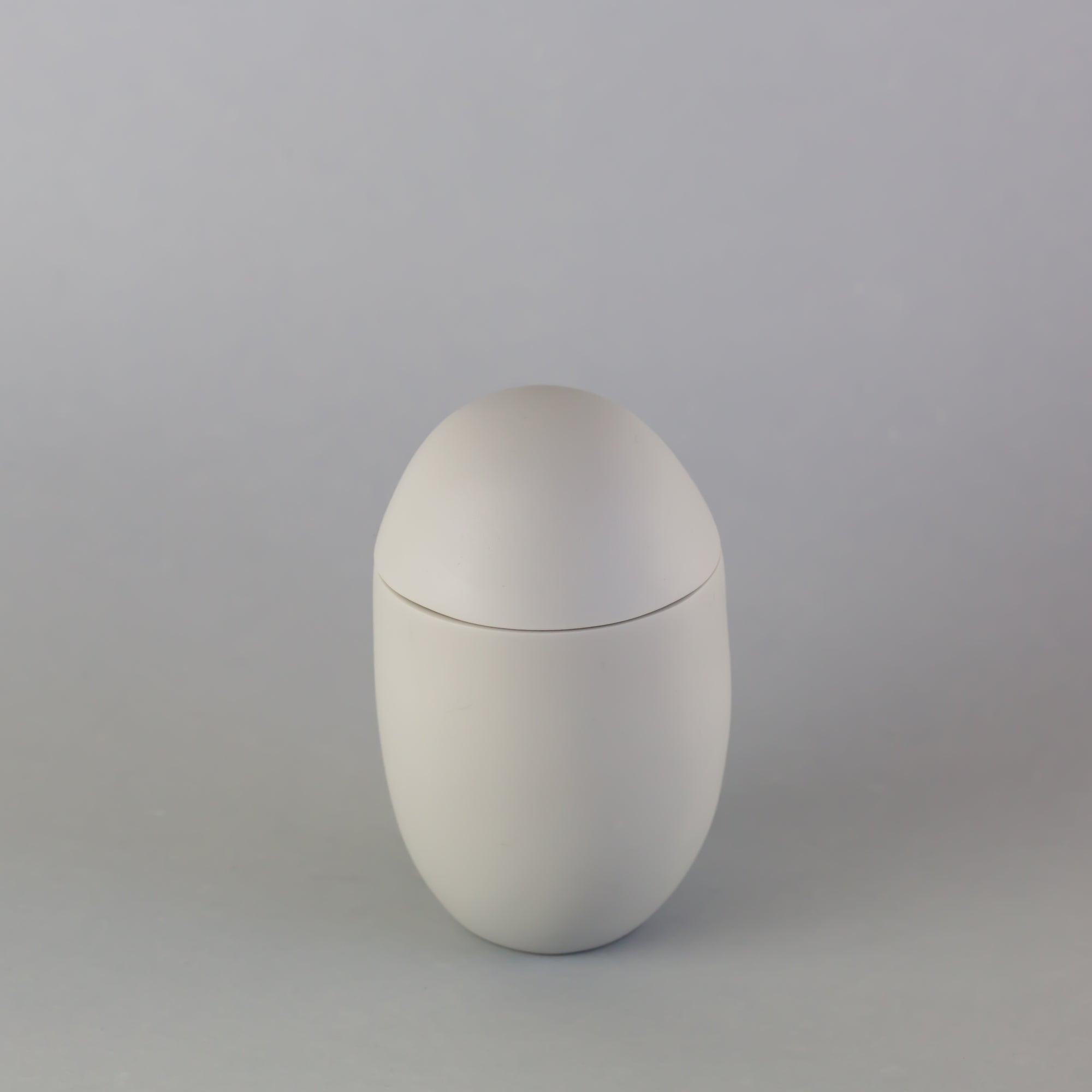 Lidded Box- Cement