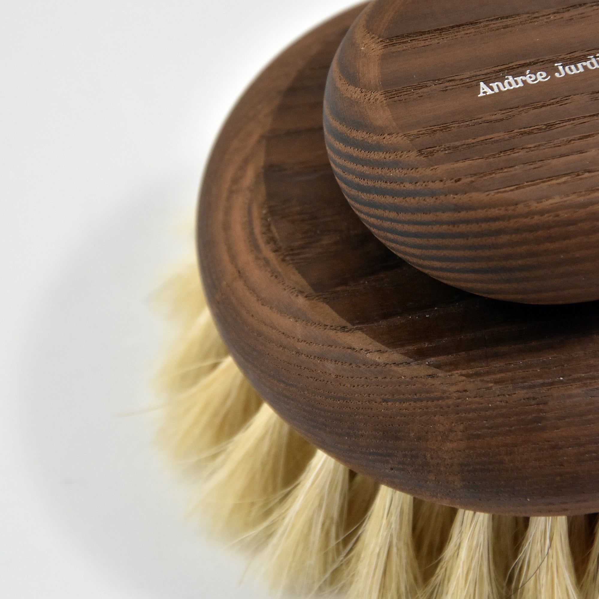 Heritage Big Body Brush- Ash Wood