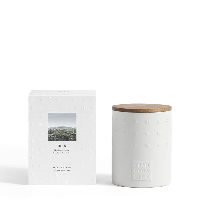HEIA Scented Candle (Heathland)