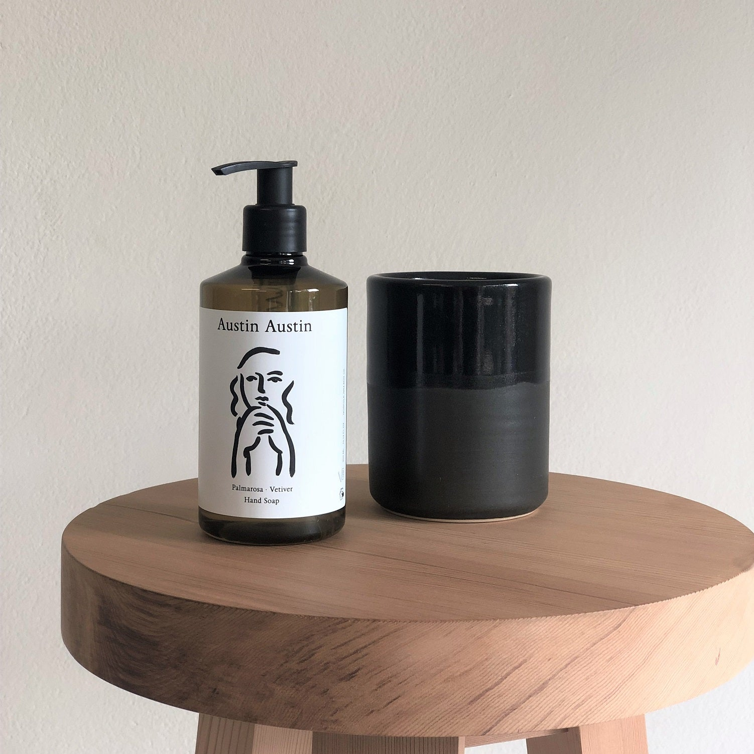 Hand Soap Palmarosa & Vetiver
