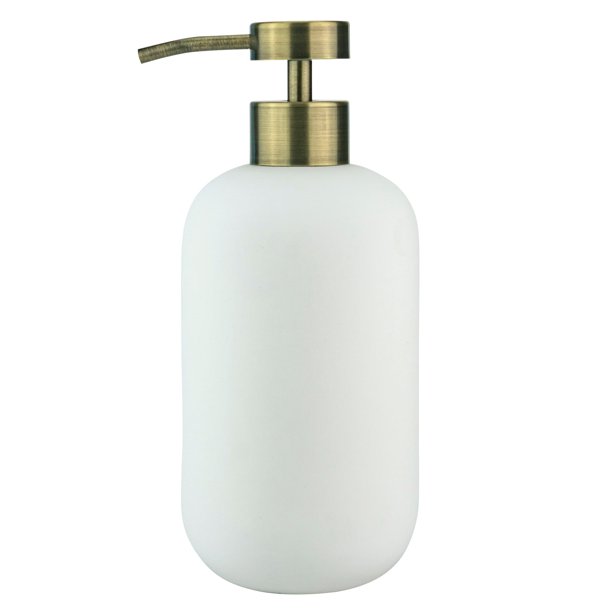 LOTUS Soap Dispenser- White