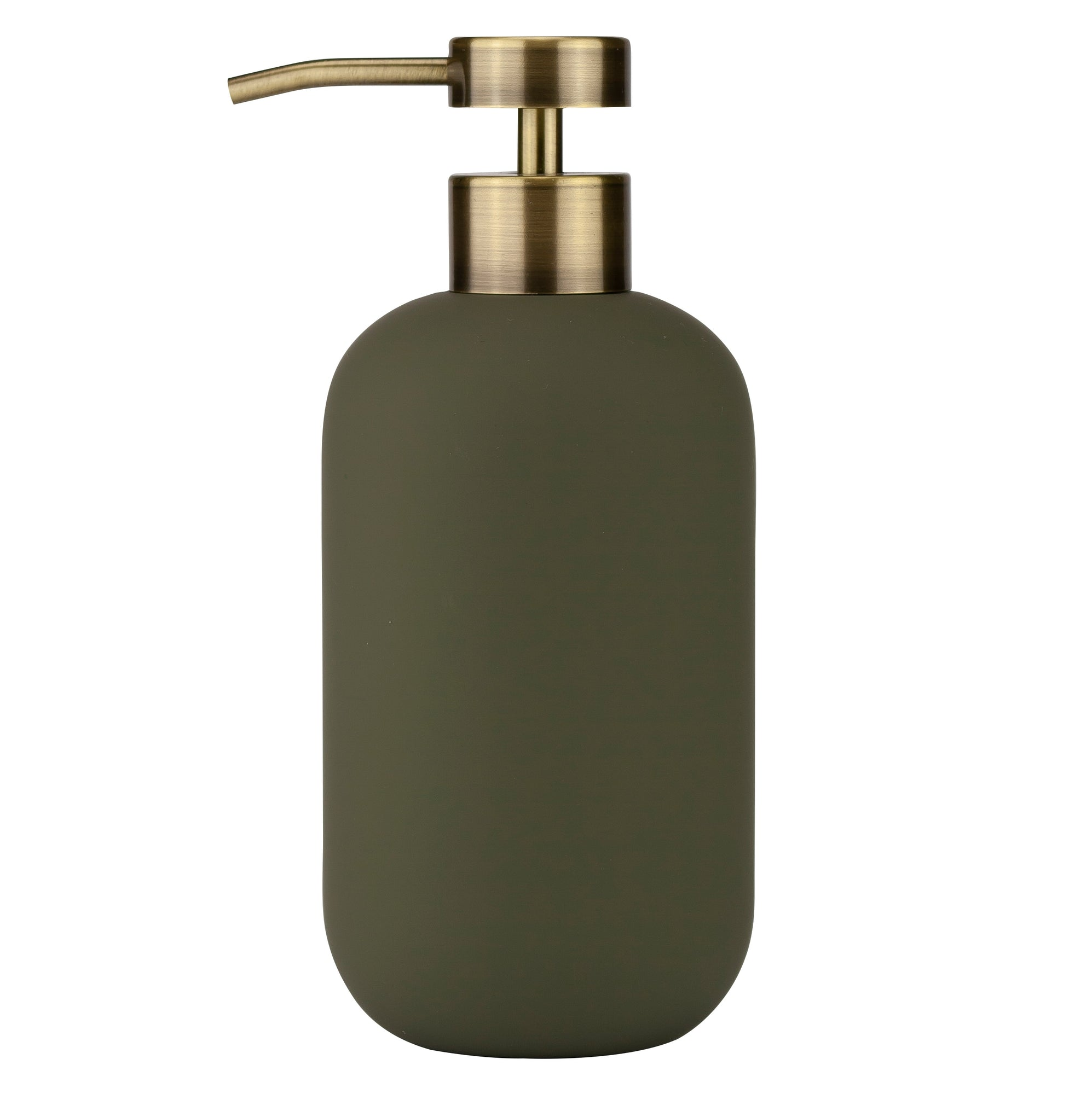 LOTUS Soap Dispenser- Dark Olive