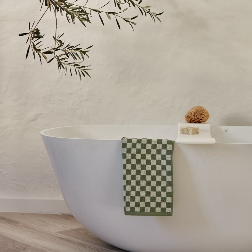 Bath Tray- White