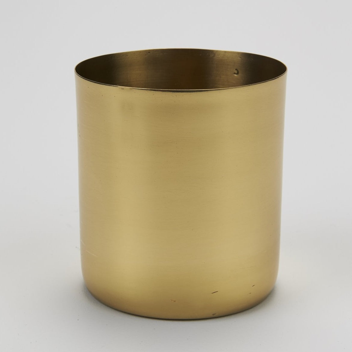 Toothbrush Holder- Brass