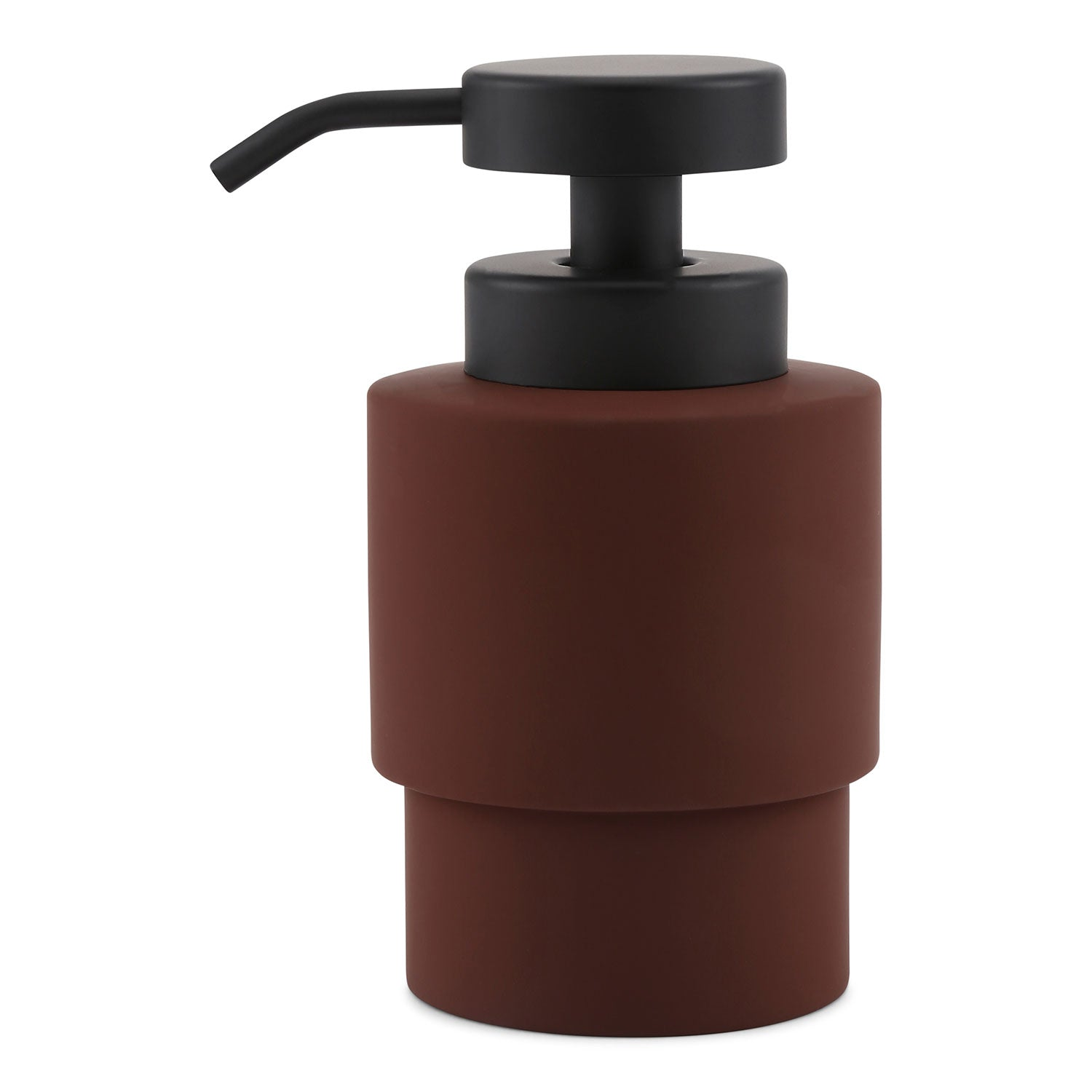 SHADES High Soap Dispenser- Wine