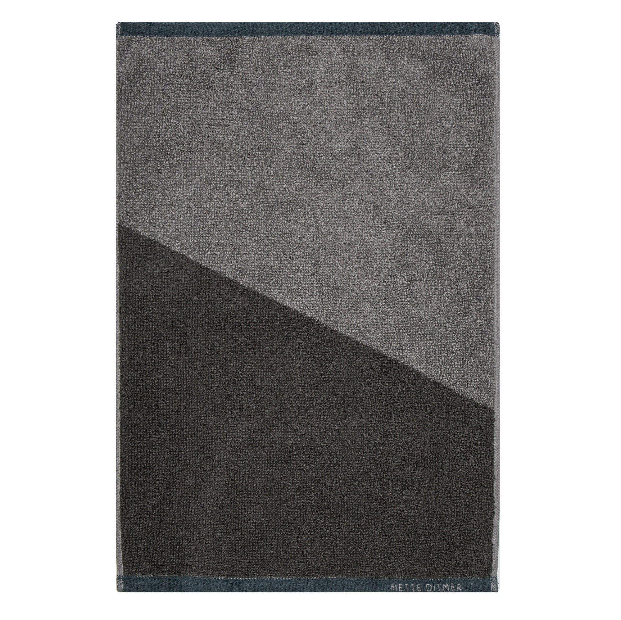 SHADES Hand Towel- Grey