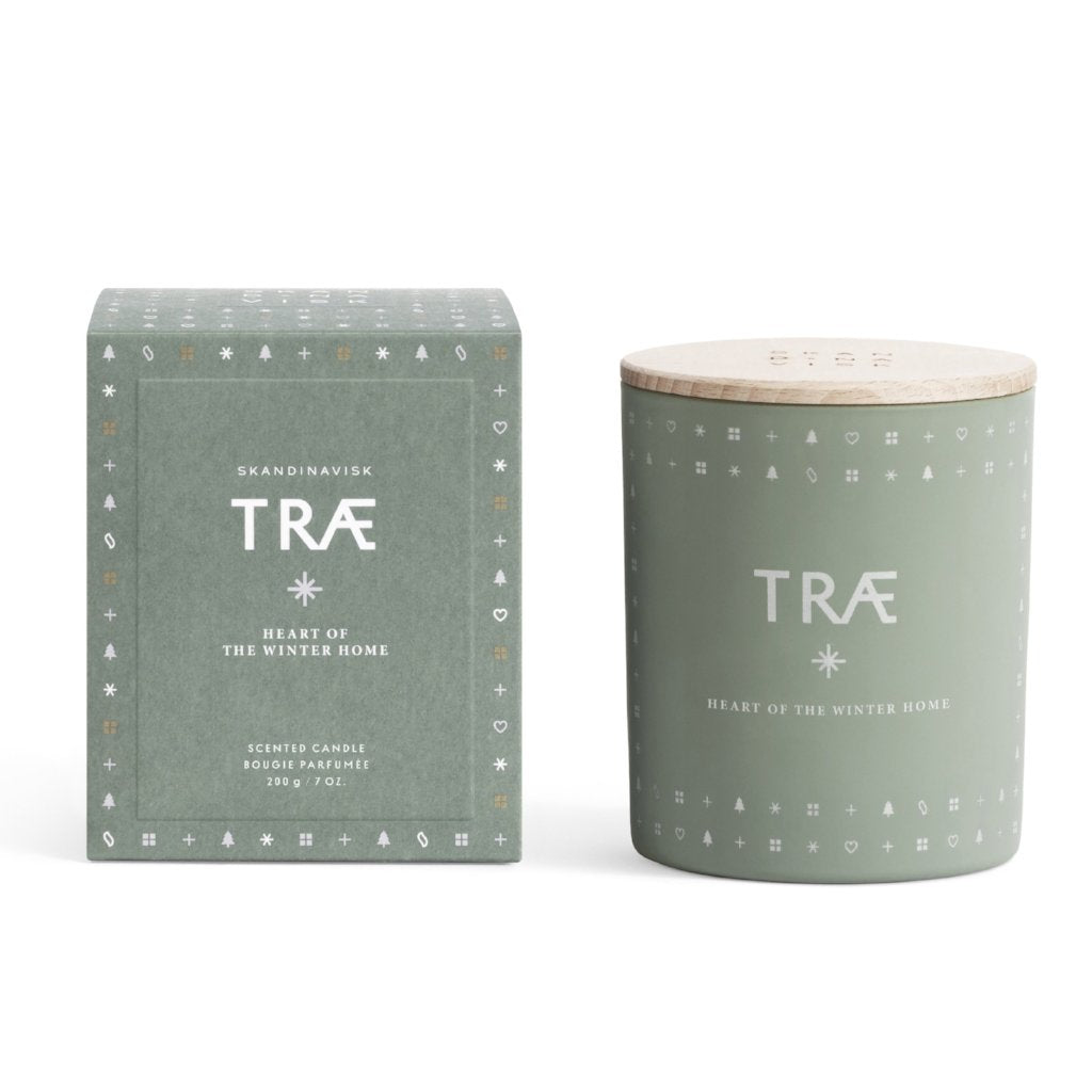 TRAE Scented Candle (Tree)