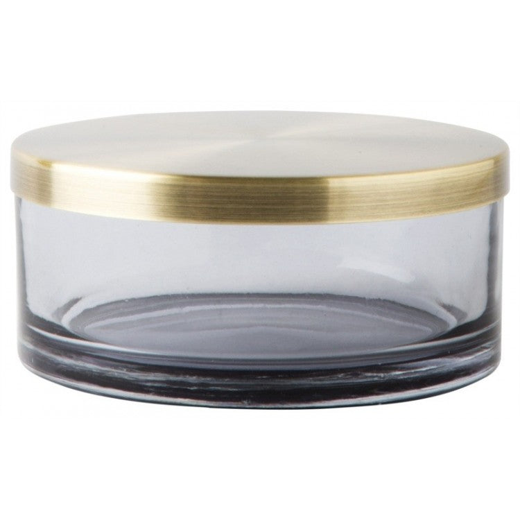 VENEZIA Lidded Box- Black