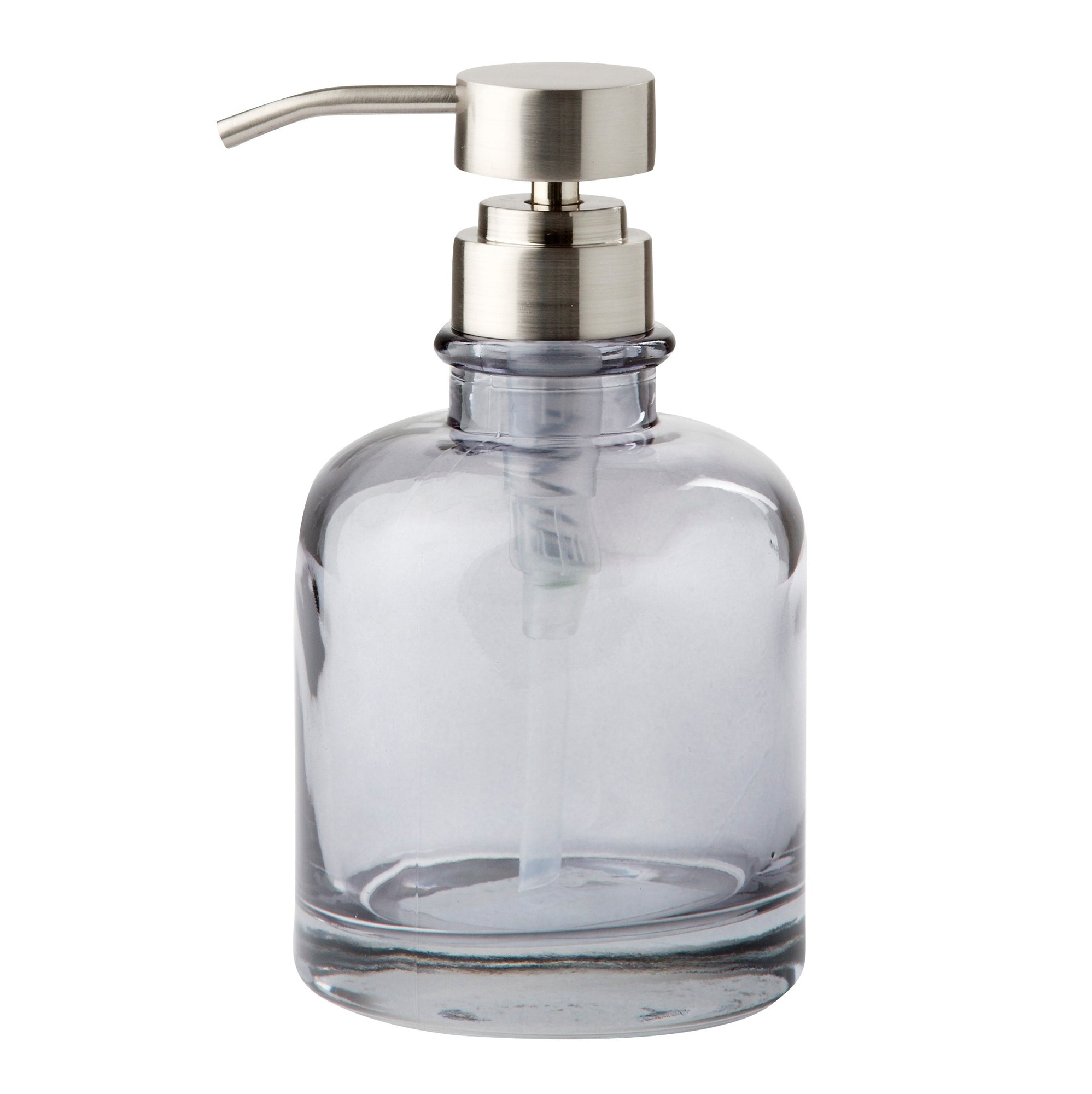 VENEZIA Low Soap Dispenser- Black