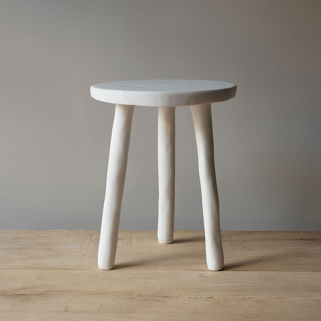 Side Table- White