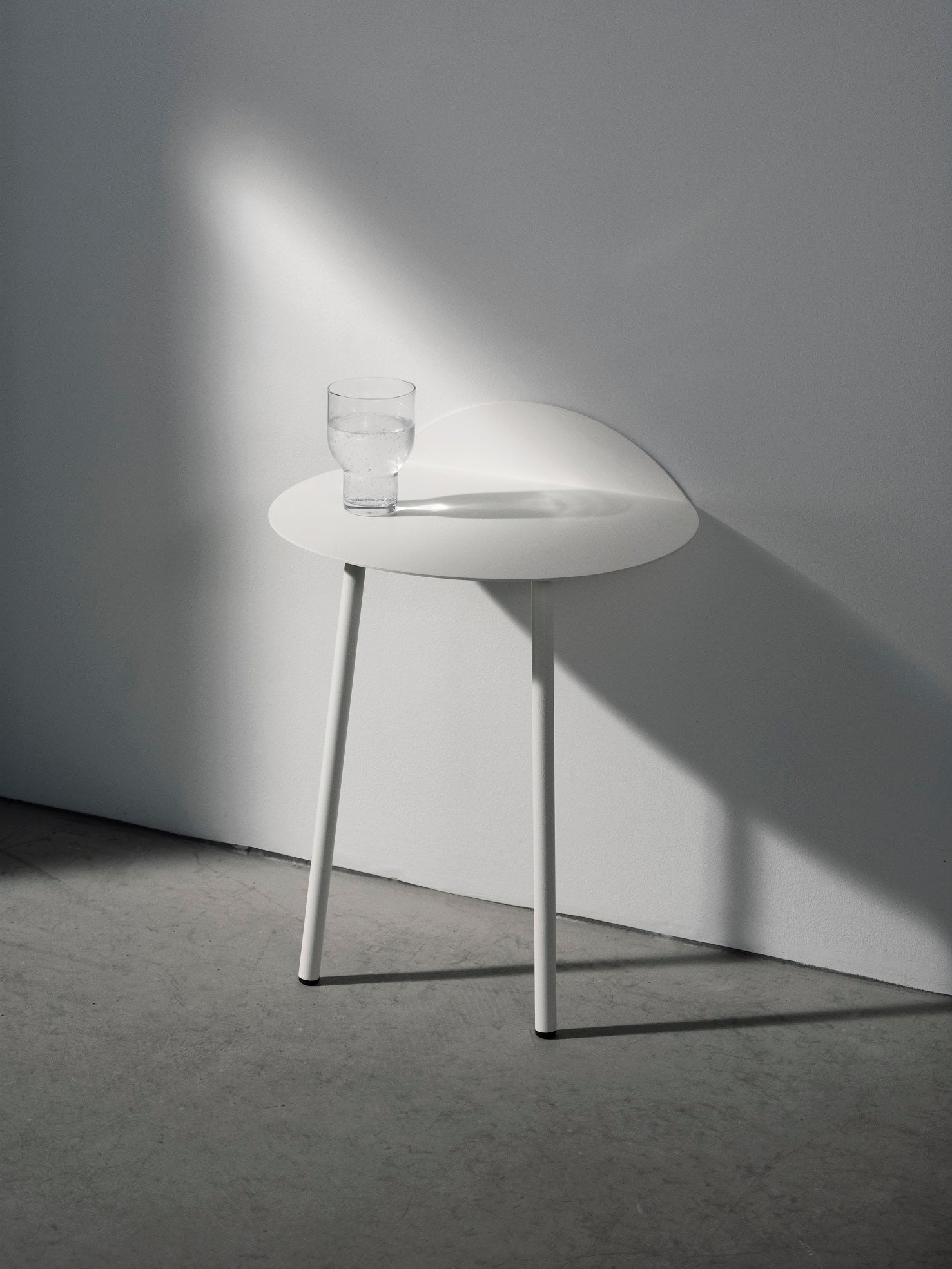 Yeh Wall Table- White