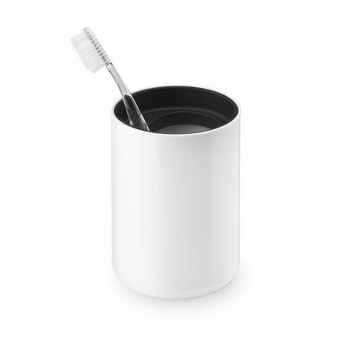 Lunar Toothbrush Cup- Black