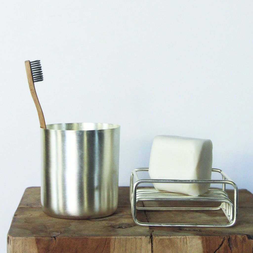 Soap Holder- Silver
