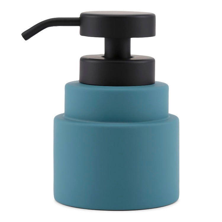 SHADES Low Soap Dispenser- Night Blue