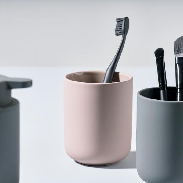 Ume Toothbrush Holder- Nude