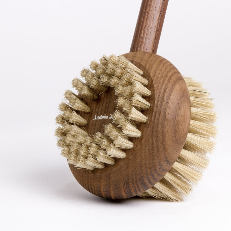 Heritage Bath Brush- Ash Wood