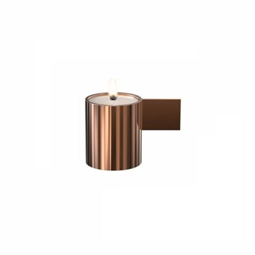 Tealight Candlestick- Copper