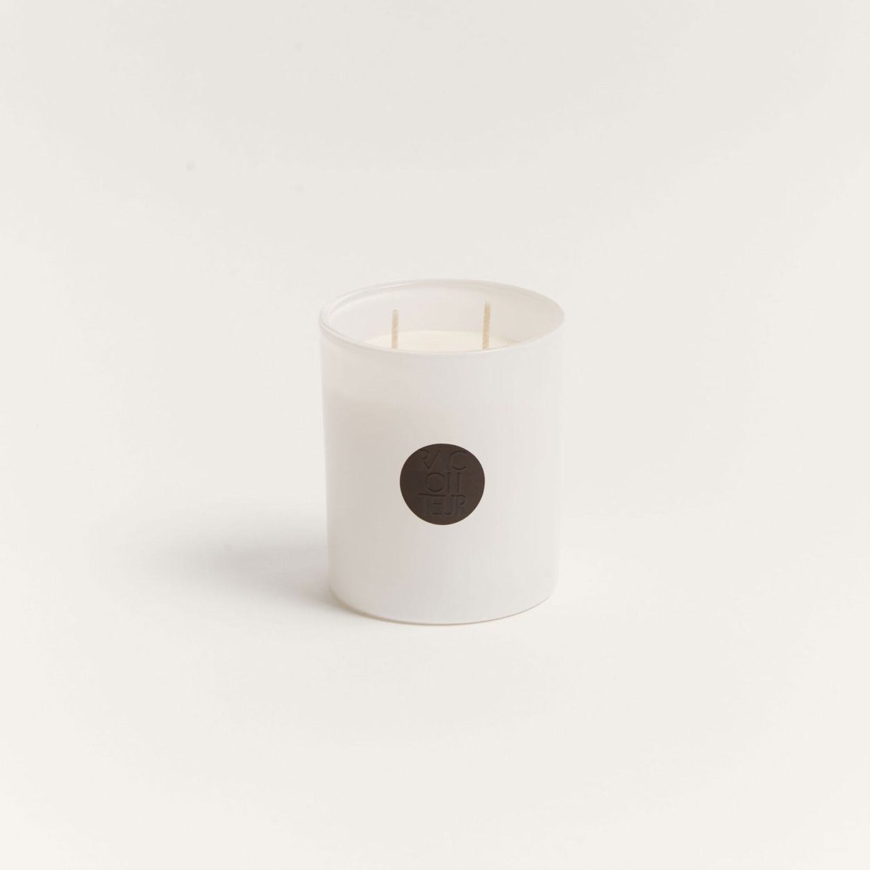 Red Centre Candle