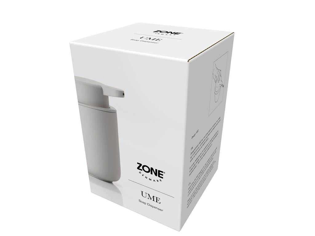 Ume Soap Dispenser- Soft Grey