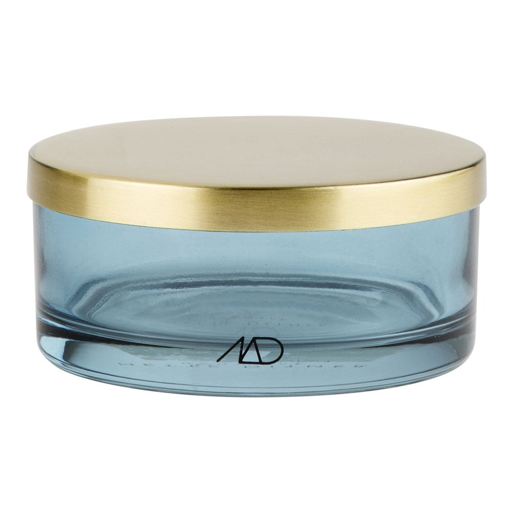 VENEZIA Lidded Box- Blue