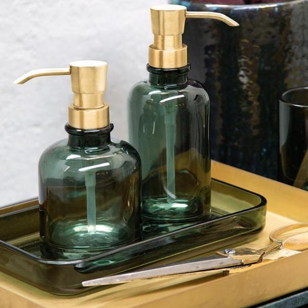 VENEZIA Low Soap Dispenser- Dark Forest