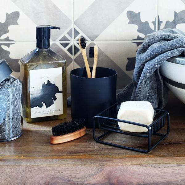 Soap Holder- Black