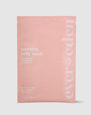 Soothing Belly Mask