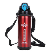 880ML Vacuum stainless steel 304 flask water bottle. Insulated water bottle.