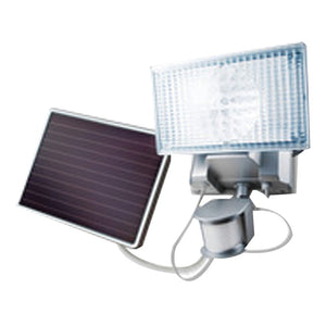 Maxsa Innovations 150-led Solar-powered Security Floodlight