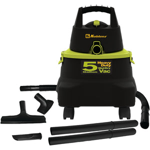Koblenz 5-gallon Wet And Dry Vacuum