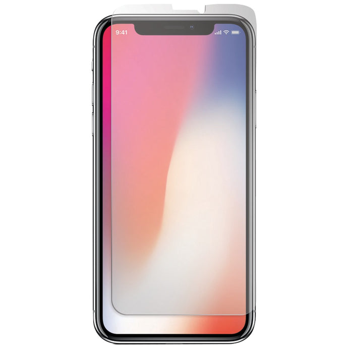 At&t Tempered Glass Screen Protector For Iphone X