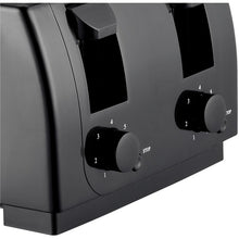 Brentwood Appliances Cool Touch 4-slice Toaster (black)