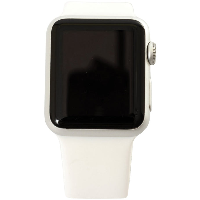 Apple Refurbished 8gb Apple Watch Series 1 (38mm, Silver-white)