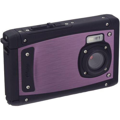 Coleman 20.0-Megapixel Venturehd 1080P Underwater Digital Camera (Purple)