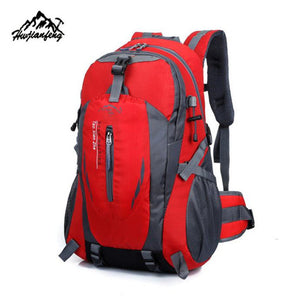 Brand 40L Outdoor mountaineering bag. Waterproof. NylonTravel Luggage Rucksack Backpack.