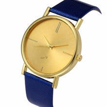 Women Retro Digital Dial Leather Band Quartz Analog Wrist Watch Watches