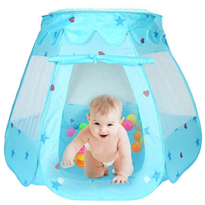 Portable Children/Kids Play Tent. Boys & Girls Indoor Outdoor Tent.