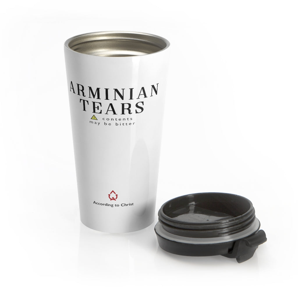 Arminian Tears Travel Mug